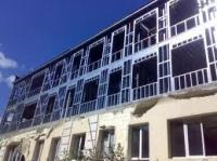 Быстромонтируемые здания из ЛСТК