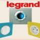 Розетки, выключатели Legrand (Франция)