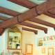 Декоративные балки из полиуретана BOVELACCI (Италия)